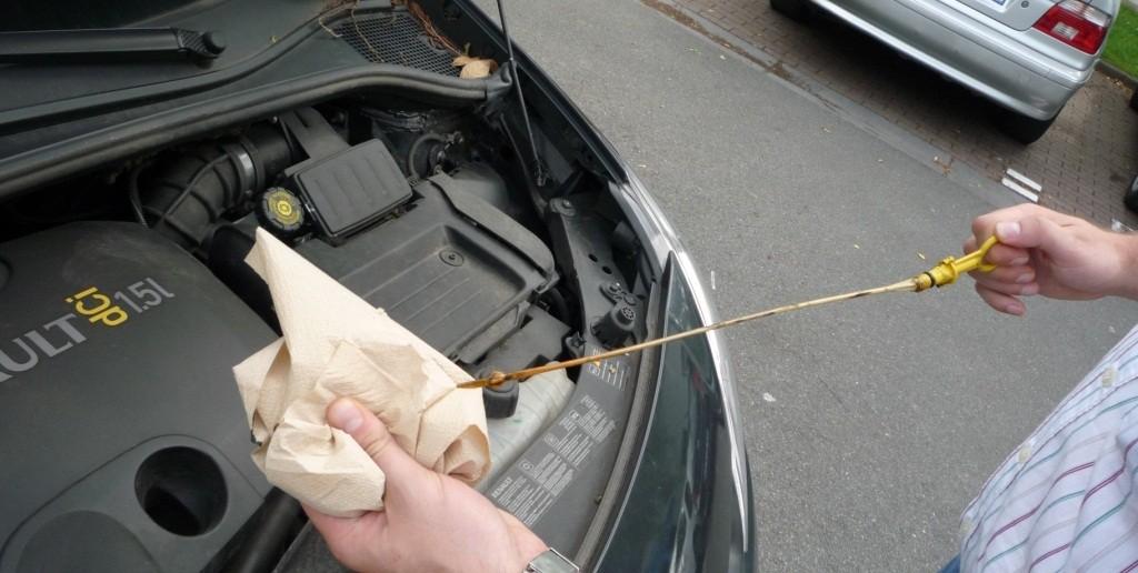évaluation de l'état du véhicule