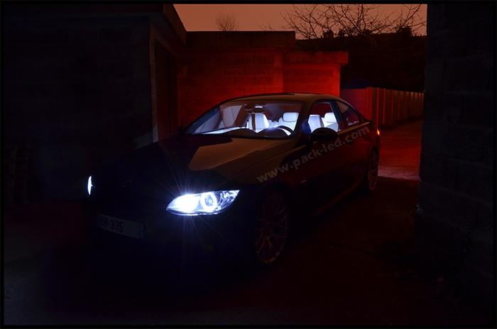 Rouler la nuit en toute sécurité avec un bon éclairage