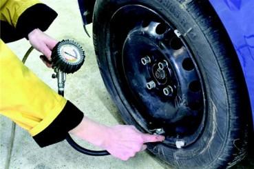 Tout sur le gonflage des pneus