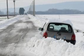 Rouler en sécurité dans la neige