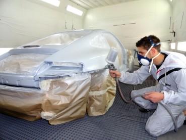 Peindre sa voiture soi-même