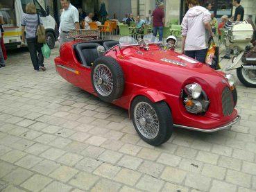 Les voitures à 3 roues les plus populaires